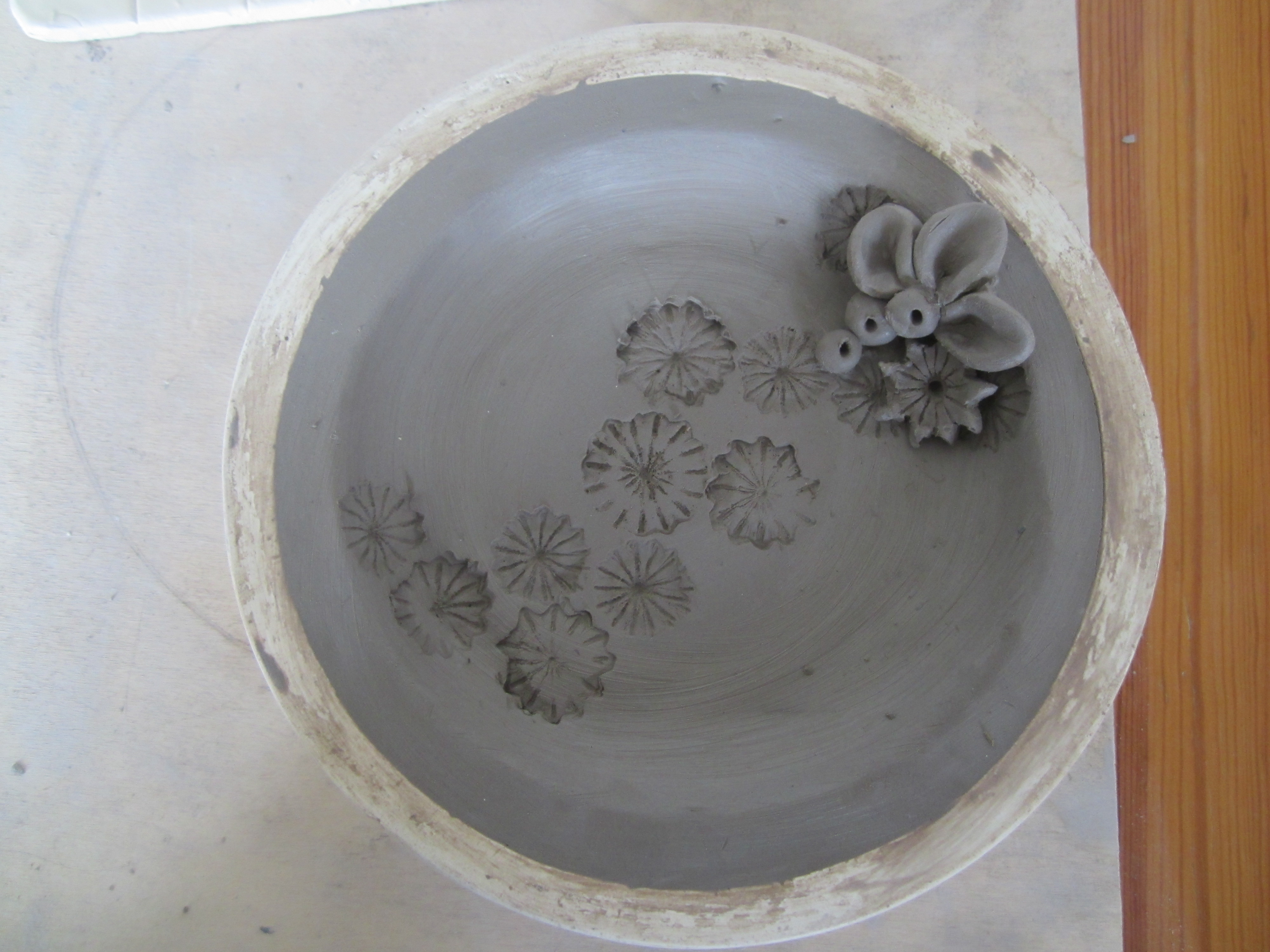 Moule en platre pour estampage ustensiles de cuisine for Applique murale exterieur piston
